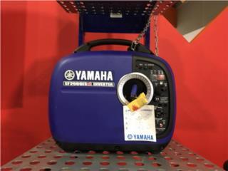 Generador Yamaha 2,000 Super Silencioso, Puerto Rico