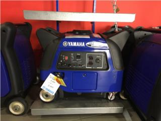 Generador Yamaha 3000 Super Silencioso, Puerto Rico