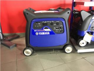 Generador Yamaha 6300 Super Silencioso, Puerto Rico