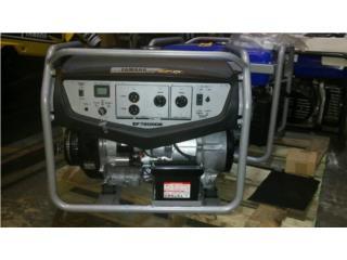 Generador Yamaha 7200 , Puerto Rico