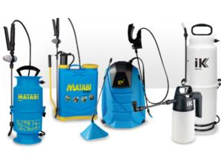 Matabi Industrial Pressure & Garden sprayers, Puerto Rico