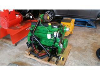 Motor John Deere 6068HF150  6.8l, Puerto Rico