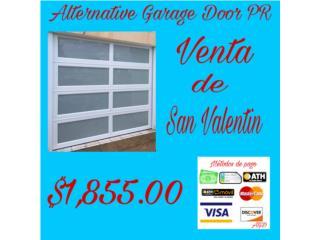 Puerta de garaje. $1,855.00, Puerto Rico