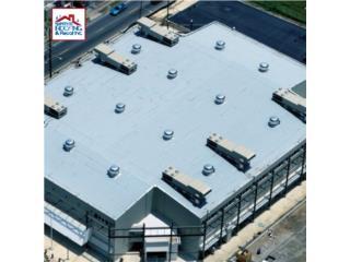 Sellado de techo Garantía 10 Años.  , Puerto Rico