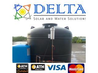 Cisterna de agua 12 aňos de garantia, Puerto Rico