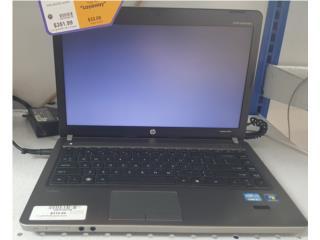 HP I5, 8GB RAM, 500GB, Puerto Rico