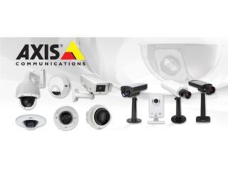 Axis Ip Camaras Manteniento Business Only, Puerto Rico