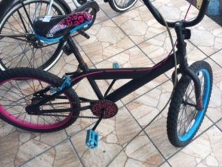 bicicleta para niña, Puerto Rico