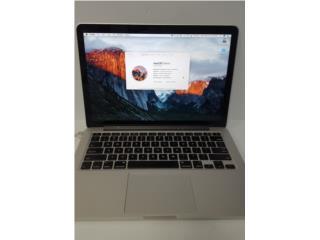 MacBook Pro late 2013, Puerto Rico