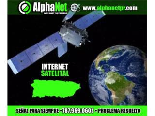 Internet Satelital 250 GB, Puerto Rico