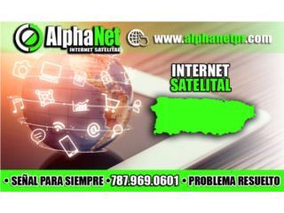 INTERNET SATELITAL 150 GB, Puerto Rico