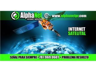 Internet Satelital 35 GB , Puerto Rico