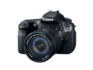 Canon EOS 60D, Puerto Rico