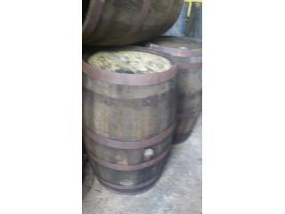 barriles rusticos importados , Puerto Rico