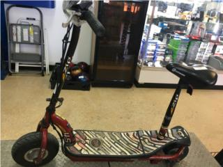 SCOOTER $59.99, Puerto Rico
