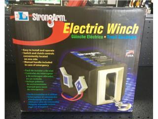 STRONG ARM ELECTRIC WINCH NUEVO!!!, Puerto Rico