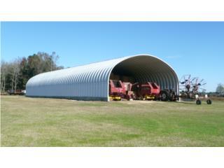 **SteelMaster - Almacén Prefabricado** , Puerto Rico