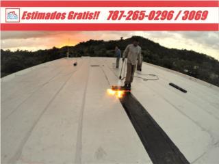 Sistema para sellado de techo Danosa , Puerto Rico