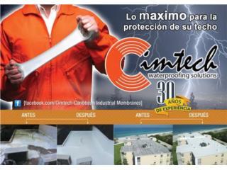 ¡Corríge filtraciones con el E.D. 5001 WHT!, Puerto Rico
