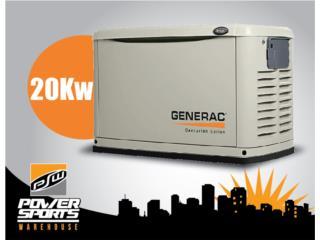 20kw Gas Propano Generac **Instalado** $7,999, Puerto Rico