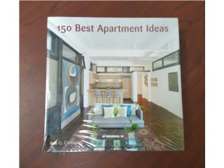 Libro: 150 Best Apartment Ideas Nuevo!!, Puerto Rico
