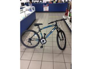 Bicicleta Huffy 26, Puerto Rico
