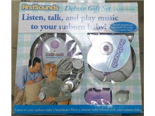 First Sounds deluxe gift set, Puerto Rico