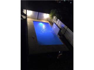 Piscinas y spa modernas , Puerto Rico