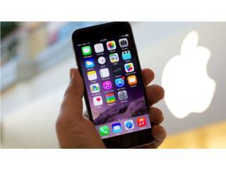 IPHONE 6 COMO NUEVO EN CAJA UNLOCK $329, Puerto Rico