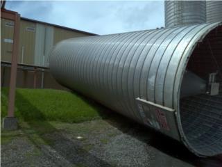 Cilo en aluminio de 55,000 galones, Puerto Rico