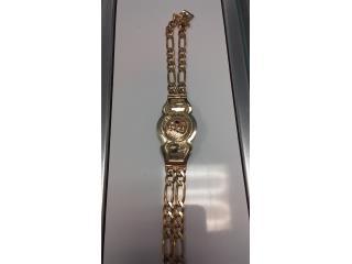 bracelet 14k 47.0 dwt, Puerto Rico