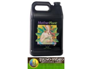 MOTHER PLANT B 1-1-3 Gal HYDRO DYNAMICS, Puerto Rico