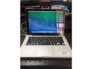 Macbook Pro 2010, Puerto Rico