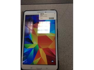 Tableta sansung Tab  4 sin cargador , Puerto Rico
