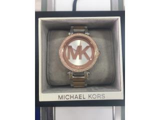 Reloj Michael Kors, Puerto Rico