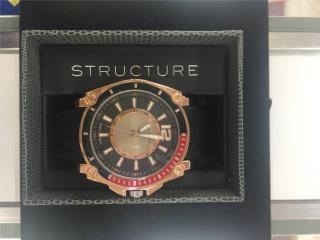 Reloj Structure, Puerto Rico