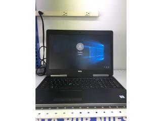 laptop dell INTEL 7 .....8gb ram 1tb hd w10 , Puerto Rico