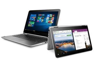 HP Pavilion x360 Convertible Touch 15.6