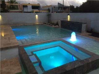 Piscinas de revistas!! 25'x40 Pool & Spa , Puerto Rico