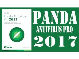 ANTIVIRUS PANDA PRO 2017, Puerto Rico