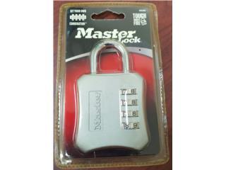 Candado de Combinación Masterlock Nuevo!!!, Puerto Rico