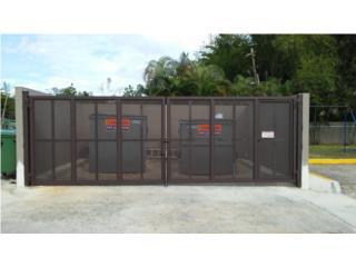 Portones en Metal Perforado, Puerto Rico