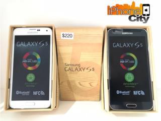 Galaxy S5 (Unlock) NUEVO DE CAJA, Puerto Rico