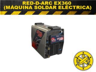 RED-D-ARC EX360 (MAQUINA SOLDAR ELECTRICA), Puerto Rico