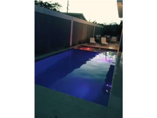 Arstitic Desing Swimming Pool, Puerto Rico