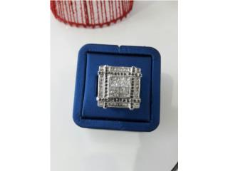 sortija para caballero 14k con diamantes, Puerto Rico