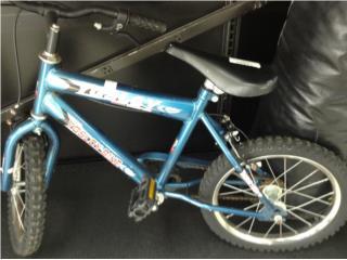 bike para niño, Puerto Rico