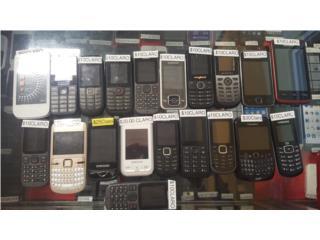 Variedad de celulares Claro para resolver, Puerto Rico