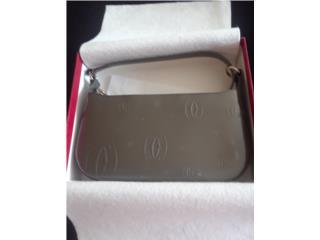 Cartera clutch Cartier. Nueva caja original, Puerto Rico