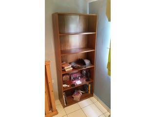 Inexpensive Book Shelves, Puerto Rico